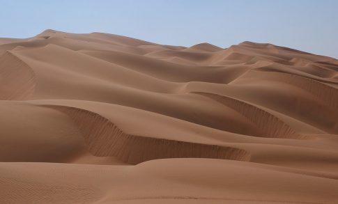 Image of sand dunes