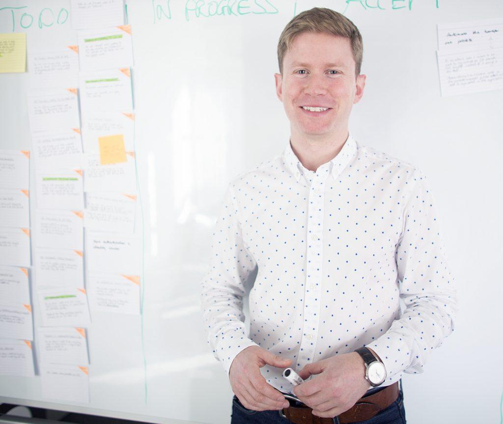 CEO of WhisperClaims, Richard Edwards
