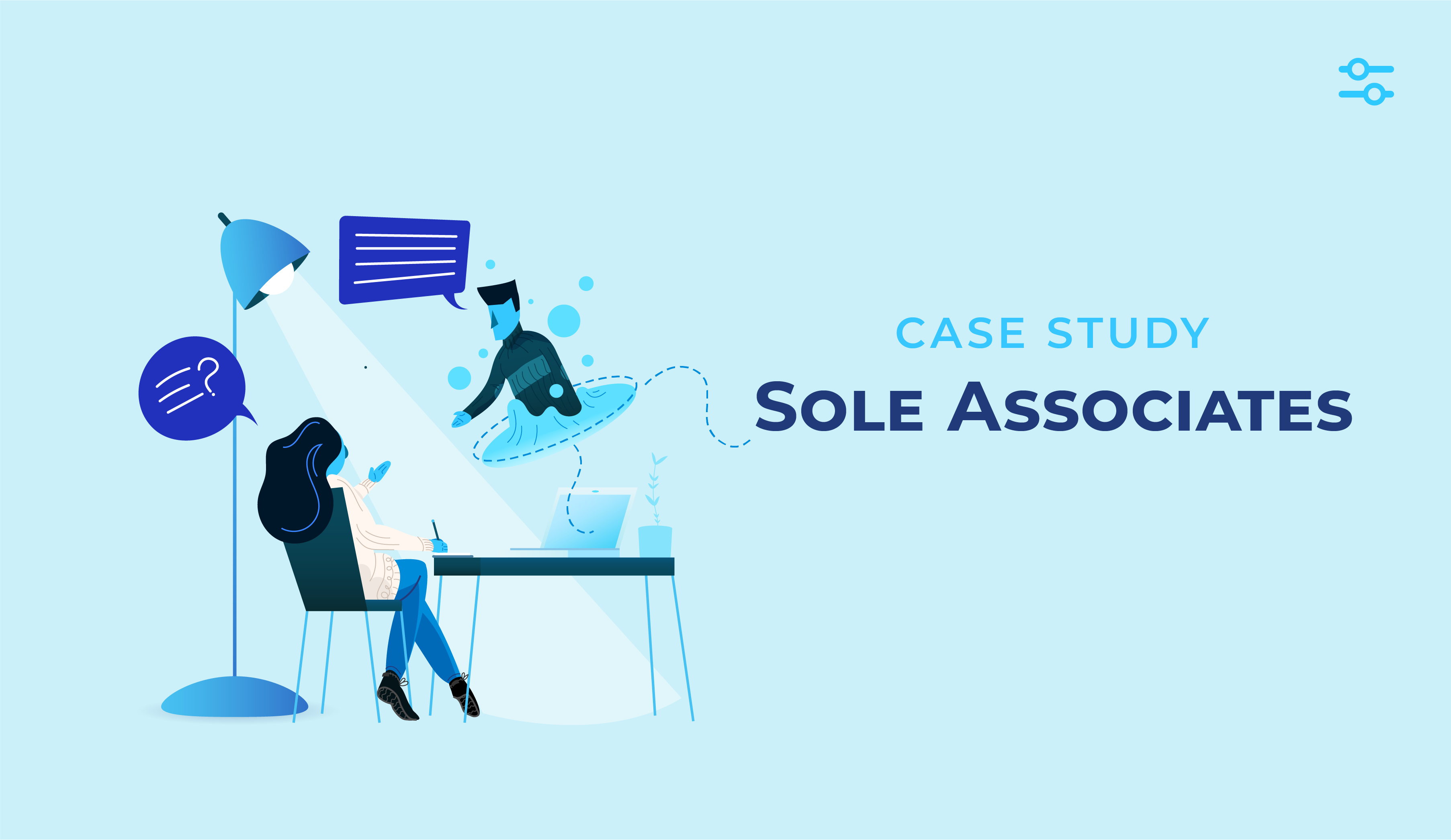 A case study/interview with WhisperClaims user Sole Associates