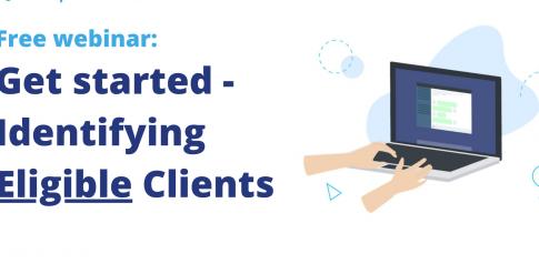 free webinar identifying eligible clients
