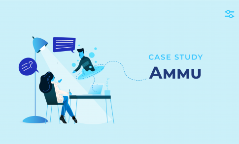 R&D tax case study image with Ammu