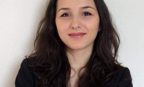 Photo of Cristina Bardas