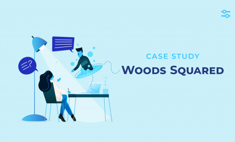Banner of Alan Woods case study