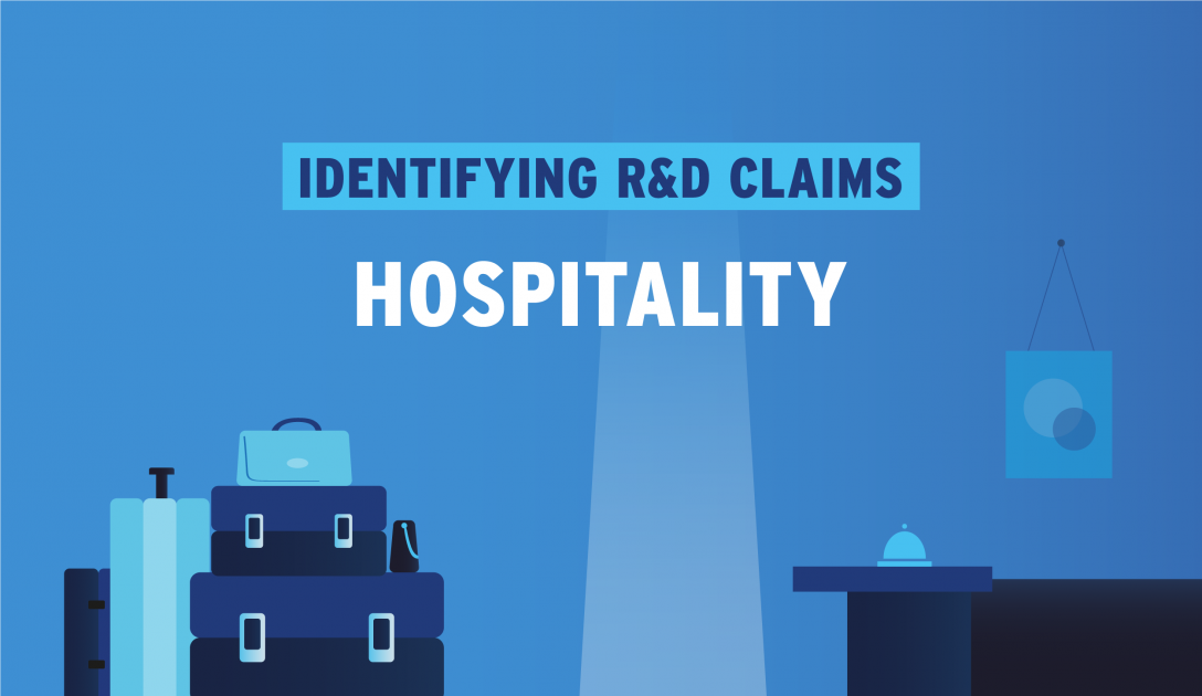 Banner image of the R&D in hospitality
