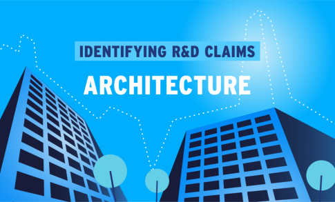 Banner of WhisperClaims' article on identifying eligible clients in the architecture sector