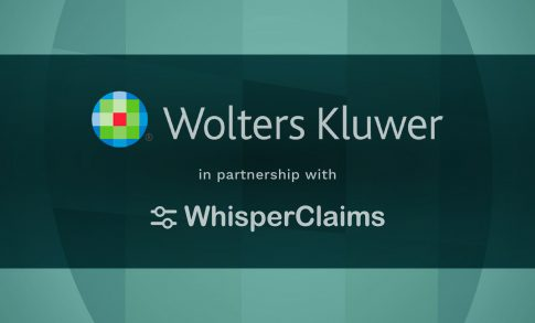 Wolters Kluwer's webinar featuring WhisperClaims