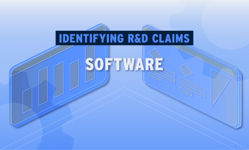 How eligible is the Software Sector in qualifying for R&D claims?