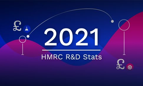 Illustration of Research and Development Tax Credit Statistics 2021